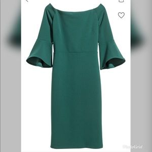 H & M Off the shoulder dress
